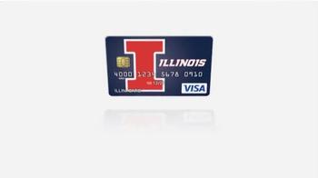 U of I Community Credit Union TV Spot, 'Fan of the Illini VISA' - Thumbnail 7