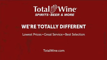 Total Wine & More TV Spot, 'Don't Buy at a Supermarket' - Thumbnail 9