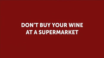 Total Wine & More TV Spot, 'Don't Buy at a Supermarket' - Thumbnail 6