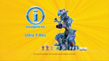 Imaginext Ultra Ice Dino TV Spot, 'Ice Age' - Thumbnail 8