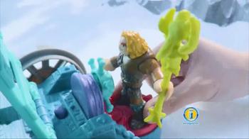 Imaginext Ultra Ice Dino TV Spot, 'Ice Age' - Thumbnail 4