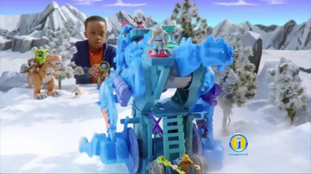 Imaginext Ultra Ice Dino TV Spot, 'Ice Age' - Thumbnail 5