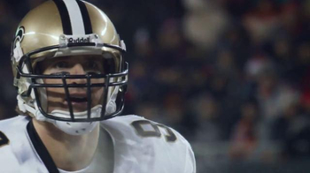 NFL Shop TV Spot, 'Chicago in January' Featuring Drew Brees - Thumbnail 2