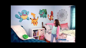 Fathead TV Spot, 'What Happens When You Give Your Kid a Fathead?'