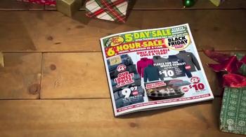 Bass Pro Shops 5 Day Sale TV Spot, 'Rain Suit and Reel' - Thumbnail 2