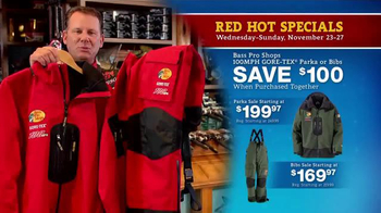 Bass Pro Shops 5 Day Sale TV Spot, 'Rain Suit and Reel' - 101 commercial airings