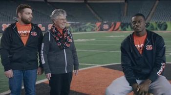 NFL Shop TV Spot, 'Pittsburgh in December' Featuring A.J. Green - 134 commercial airings