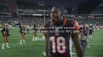NFL Shop TV Spot, 'Pittsburgh in December' Featuring A.J. Green - Thumbnail 2