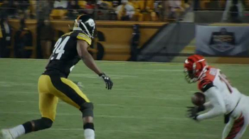 NFL Shop TV Spot, 'Pittsburgh in December' Featuring A.J. Green - Thumbnail 4