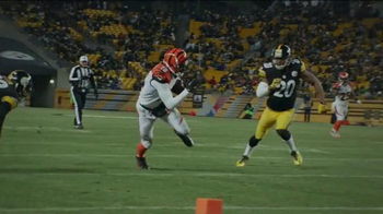 NFL Shop TV Spot, 'Pittsburgh in December' Featuring A.J. Green - Thumbnail 5