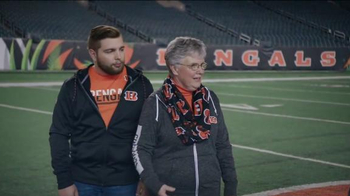 NFL Shop TV Spot, 'Pittsburgh in December' Featuring A.J. Green - Thumbnail 7