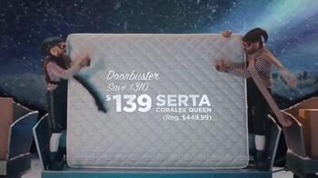 Sears Black Friday Doorbusters TV Spot, 'Serta and KitchenAid' - Thumbnail 4
