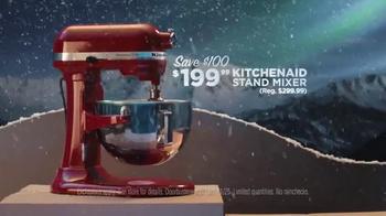 Sears Black Friday Doorbusters TV Spot, 'Serta and KitchenAid' - Thumbnail 5