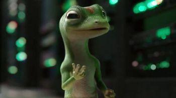 GEICO App TV Spot, 'Server Farm: Gecko Journey' - 7818 commercial airings