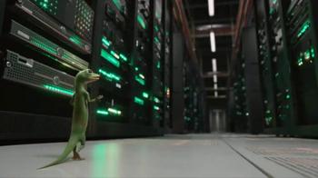 GEICO App TV Spot, 'Server Farm: Gecko Journey' - Thumbnail 1