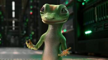 GEICO App TV Spot, 'Server Farm: Gecko Journey' - Thumbnail 9