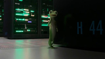 GEICO App TV Spot, 'Server Farm: Gecko Journey' - Thumbnail 4