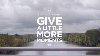 Kohl's TV Spot, 'Holiday 2016: Give a Little More: Charlene' - Thumbnail 1