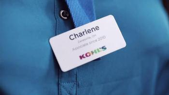Kohl's TV Spot, 'Holiday 2016: Give a Little More: Charlene' - Thumbnail 2