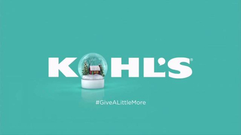 Kohl's TV Spot, 'Give a Little More' - Thumbnail 10