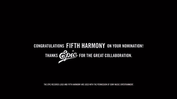 Ram Trucks TV Spot, '2016 AMAs: Work' Song by Fifth Harmony - Thumbnail 10