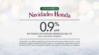 El Evento Navidades Honda TV Spot, 'Intercambio de regalos' [Spanish] - Thumbnail 9