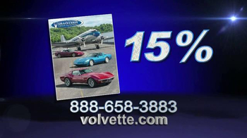 Volunteer Vette Products TV Spot, 'High Quality Parts' - Thumbnail 7