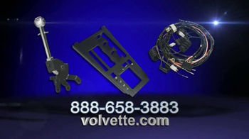 Volunteer Vette Products TV Spot, 'High Quality Parts' - Thumbnail 3