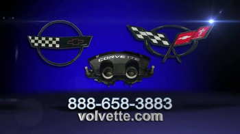 Volunteer Vette Products TV Spot, 'High Quality Parts' - Thumbnail 4