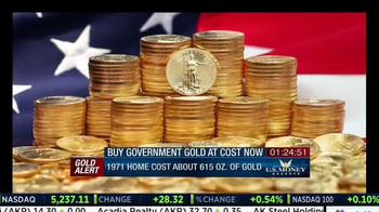 U.S. Money Reserve Gold Summit TV Spot, 'Benefits of Gold' Feat. Larry King - Thumbnail 4
