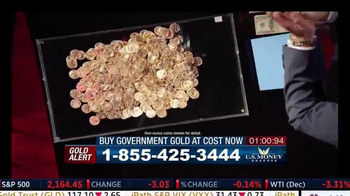 U.S. Money Reserve Gold Summit TV Spot, 'Benefits of Gold' Feat. Larry King - Thumbnail 6