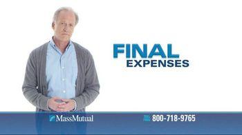 MassMutual Guaranteed Acceptance Life Insurance TV Spot, 'Dimension'