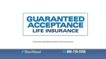 MassMutual Guaranteed Acceptance Life Insurance TV Spot, 'Dimension' - Thumbnail 3