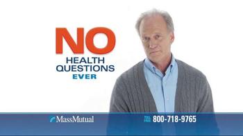 MassMutual Guaranteed Acceptance Life Insurance TV Spot, 'Dimension' - Thumbnail 4