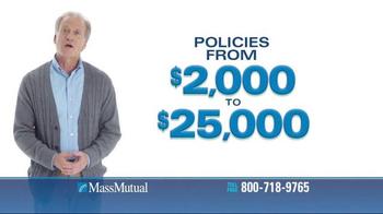 MassMutual Guaranteed Acceptance Life Insurance TV Spot, 'Dimension' - Thumbnail 5