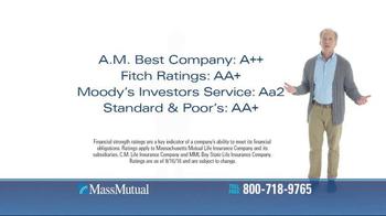 MassMutual Guaranteed Acceptance Life Insurance TV Spot, 'Dimension' - Thumbnail 8