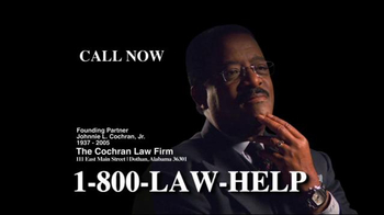 The Cochran Law Firm TV Spot, 'Breast Cancer' - Thumbnail 3
