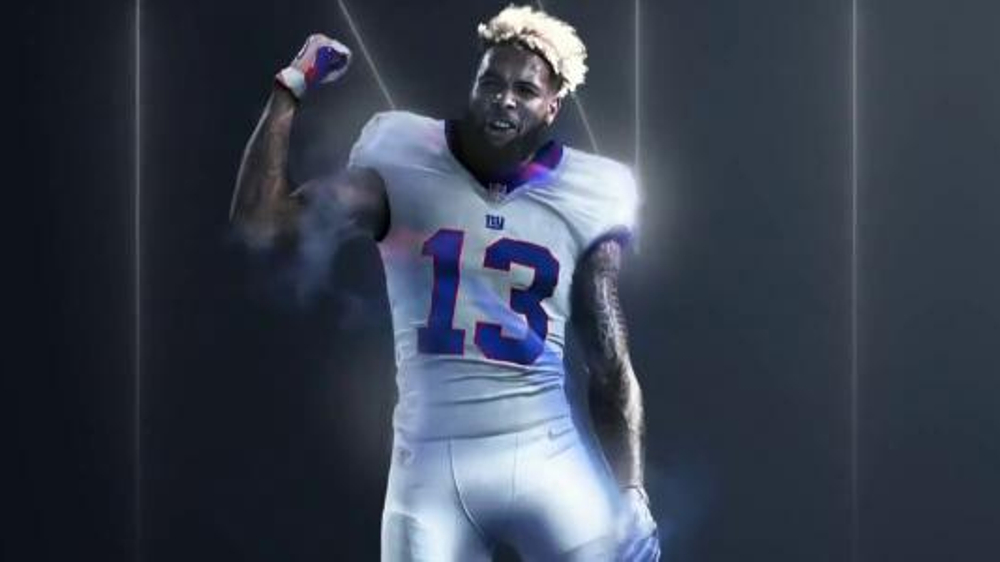 huge discount 00a63 c5c8e Nike TV Commercial, 'NFL Color Rush' Song by Logic - Video