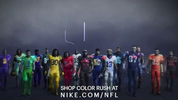 Nike TV Spot, 'NFL Color Rush' Song by Logic - Thumbnail 10