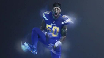 Nike TV Spot, 'NFL Color Rush' Song by Logic - Thumbnail 4