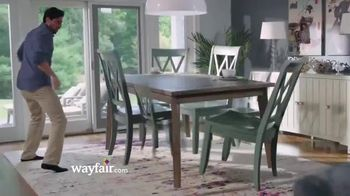 Wayfair Black Friday Blowout Sale TV Spot, 'Sofas, Area Rugs and Pillows' - 439 commercial airings