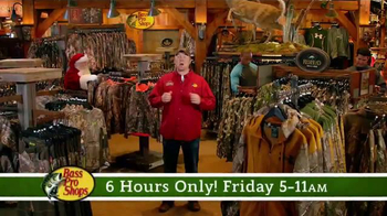 Bass Pro Shops 6 Hour Sale TV Spot, 'Jeans, Flannel and Smokers' - Thumbnail 6