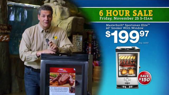 Bass Pro Shops 6 Hour Sale TV Spot, 'Jeans, Flannel and Smokers' - Thumbnail 5