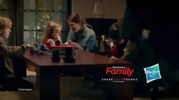 Hasbro TV Spot, 'Discovery Family: Thanks Mom & Dad' - Thumbnail 8