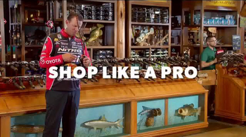 Bass Pro Shops 5 Day Sale TV Spot, 'Shirts, Crews, Table and Spinning Reel' - Thumbnail 3