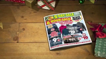 Bass Pro Shops 5 Day Sale TV Spot, 'Shirts, Crews, Table and Spinning Reel' - Thumbnail 4