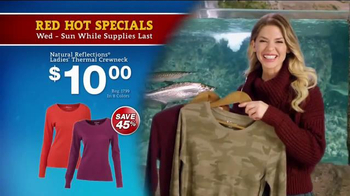 Bass Pro Shops 5 Day Sale TV Spot, 'Shirts, Crews, Table and Spinning Reel' - Thumbnail 6