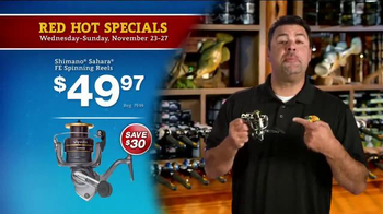 Bass Pro Shops 5 Day Sale TV Spot, 'Shirts, Crews, Table and Spinning Reel' - Thumbnail 8