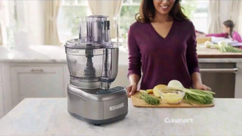 Cuisinart Elemental 13-Cup Food Processor TV Spot, 'Dicing & Slicing'