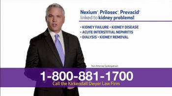Kirkendall Dwyer LLP TV Spot, 'Heartburn Drug Injuries' - Thumbnail 2